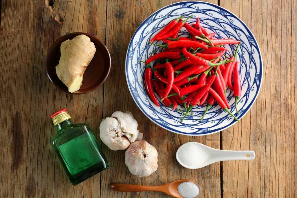 Chinese chili paste recipe 01