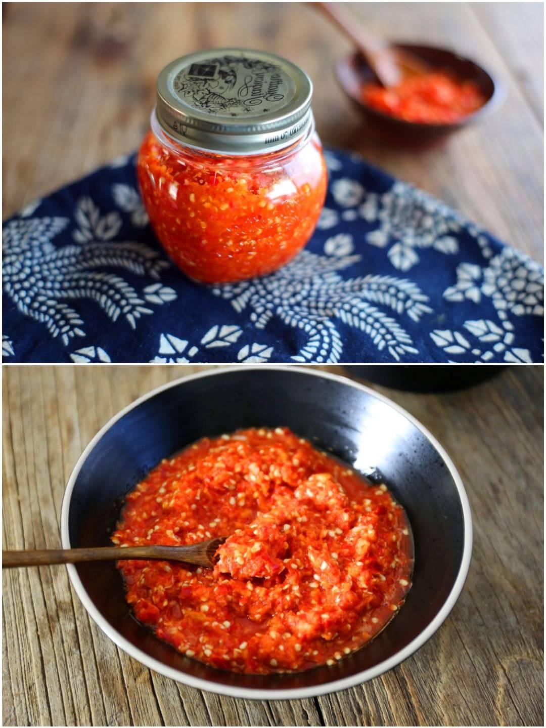 Chinese chili paste recipe 2020