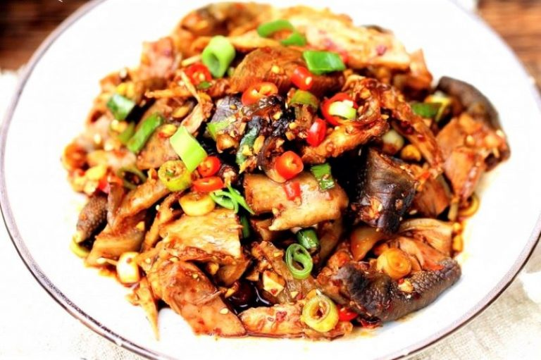 Yummy cold chicken legs Chinese style chicken salad recipe 2020