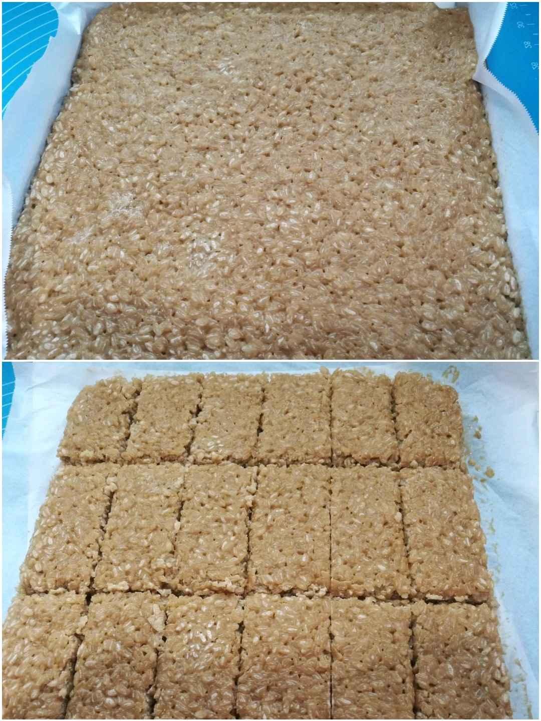 Chinese Yellow Rice Cake Sticky rice recipe