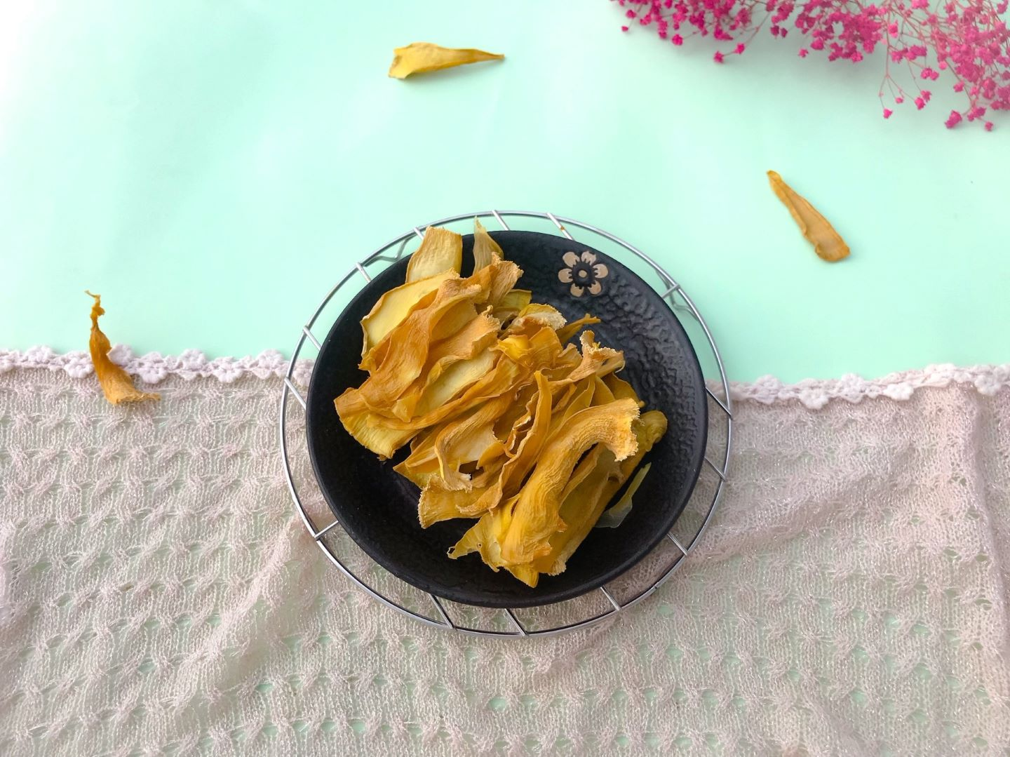 How to make dried bamboo shoots