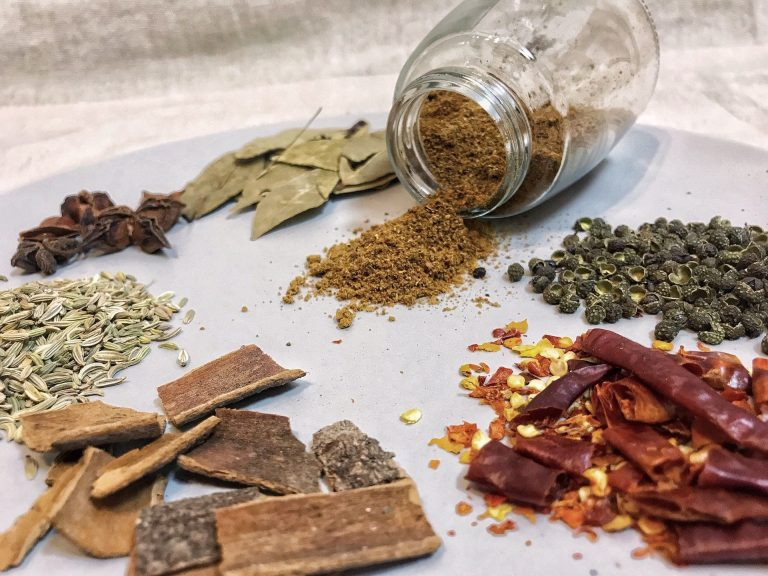 How to make five-spice powder seasoning