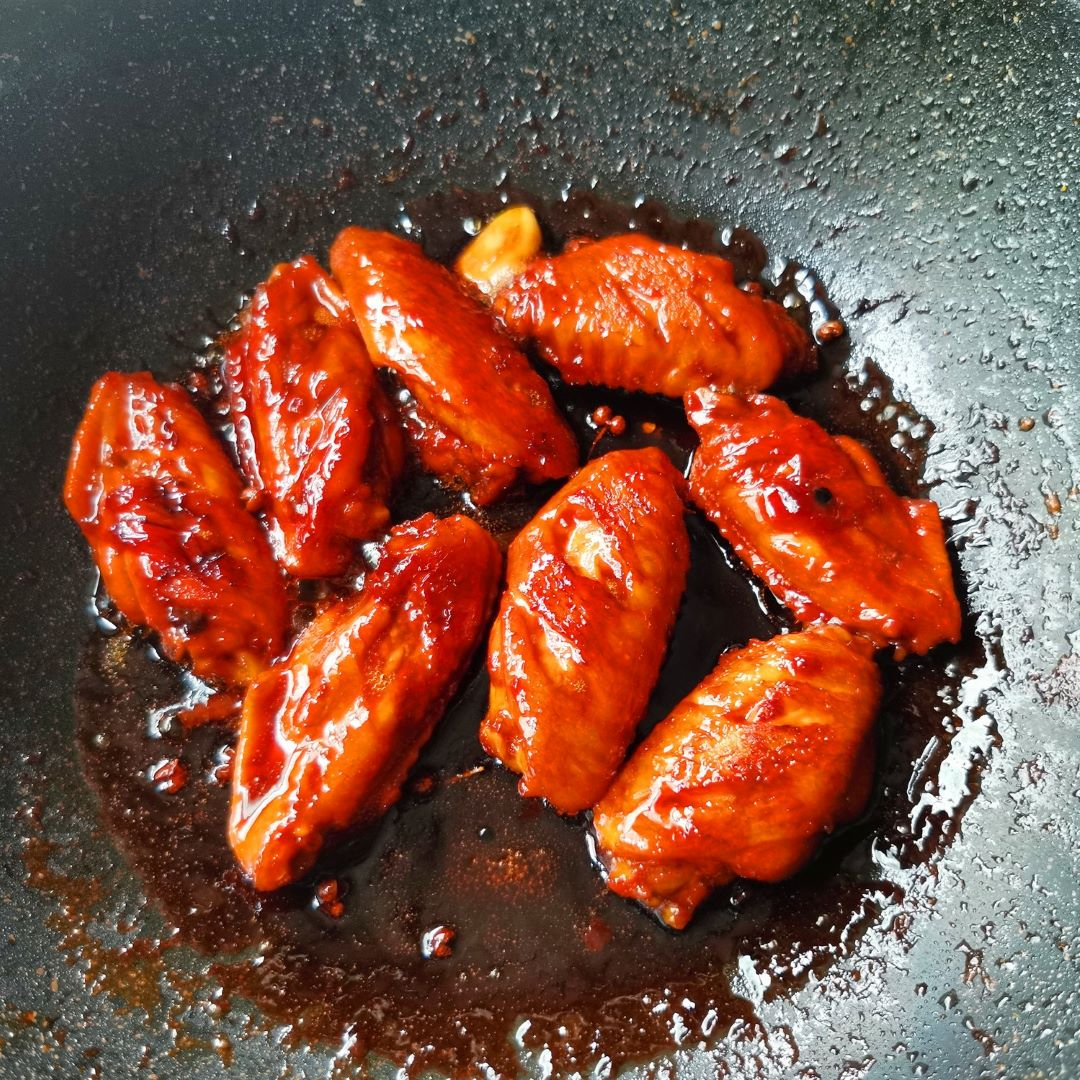 chinese Sweet and sour chicken wings china food recipes