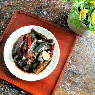 Chinese pickled cucumbers recipe