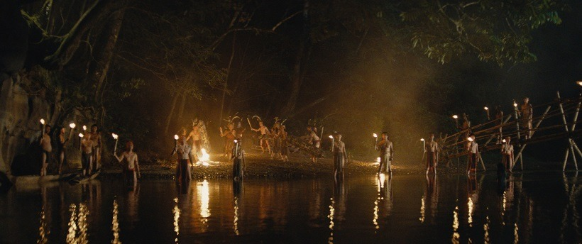 Adventure Drama Film Edge of The World Review