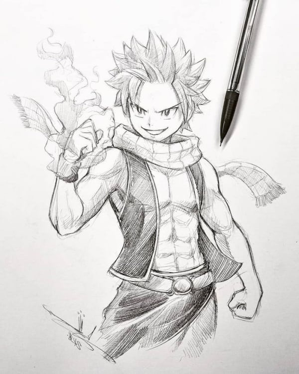 Best Anime Character Drawing Ideas 28