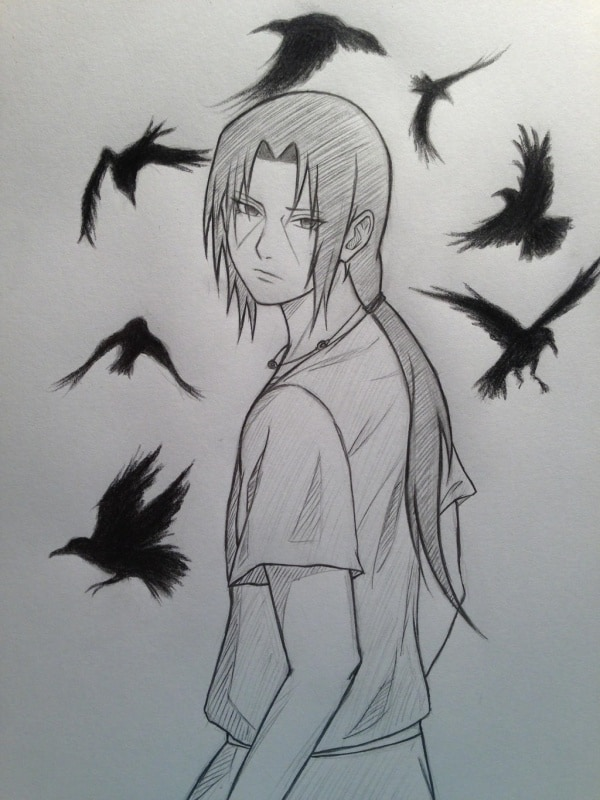 Best Anime Character Drawing Ideas 39