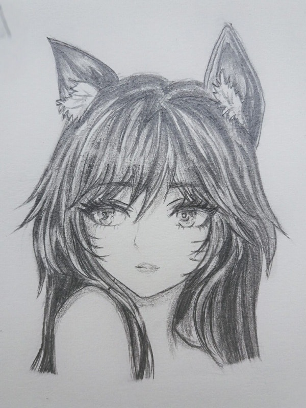 Best Anime Character Drawing Ideas 40