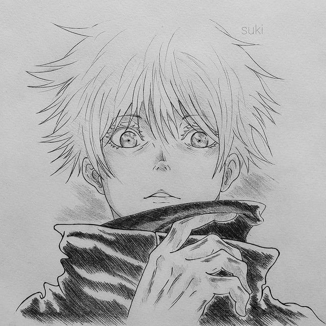 Best Anime Character Drawing Ideas 53