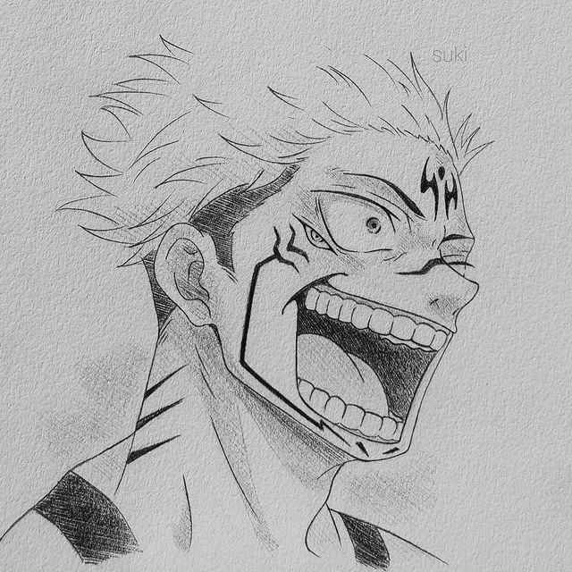 Best Anime Character Drawing Ideas 56