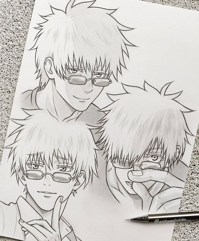 Best Anime Character Drawing Ideas 62