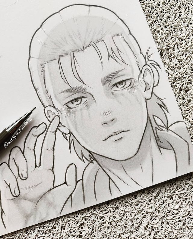 Best Anime Character Drawing Ideas 68