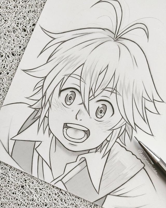 Best Anime Character Drawing Ideas 69